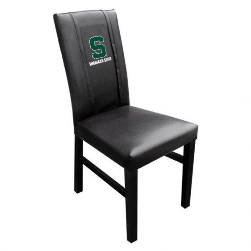 Michigan State Spartans XZipit Side Chair 2000 with Secondary Logo
