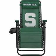 Michigan State Spartans Zero Gravity Chair