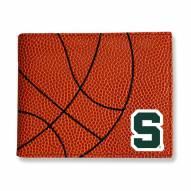 Michigan State Spartans Basketball Men's Wallet
