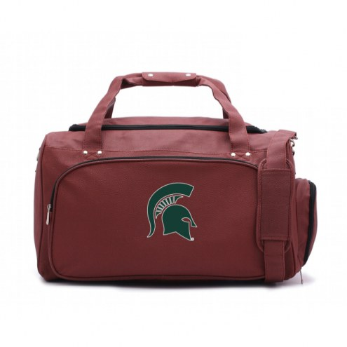 Michigan State Spartans Football Duffel Bag