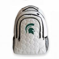 Michigan State Spartans Soccer Backpack