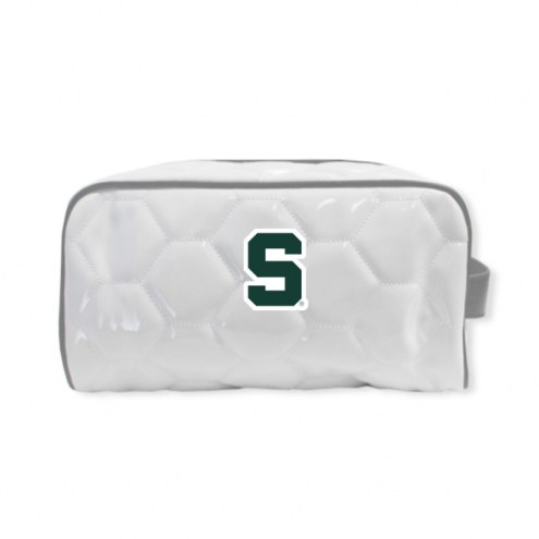 Michigan State Spartans Soccer Toiletry Bag