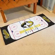 Michigan Tech Huskies Hockey Rink Runner Mat