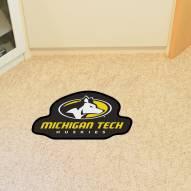 Michigan Tech Huskies Mascot Mat