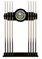 Michigan Tech Huskies Pool Cue Rack
