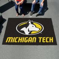 Michigan Tech Huskies Ulti-Mat Area Rug