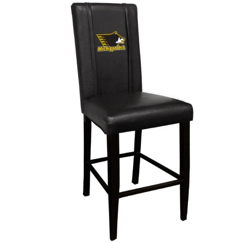 Michigan Tech Huskies XZipit Bar Stool 2000