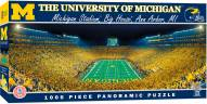 Michigan Wolverines 1000 Piece Panoramic Puzzle
