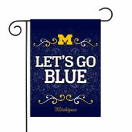 "Michigan Wolverines 13"" x 18"" Garden Flag"