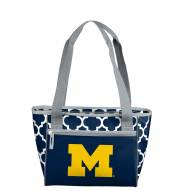Michigan Wolverines 16 Can Cooler Tote