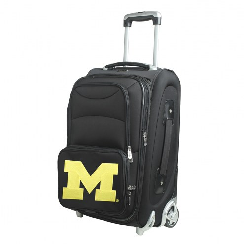 """Michigan Wolverines 21"""" Carry-On Luggage"""