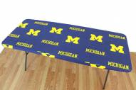 Michigan Wolverines 6' Logo Table Cover