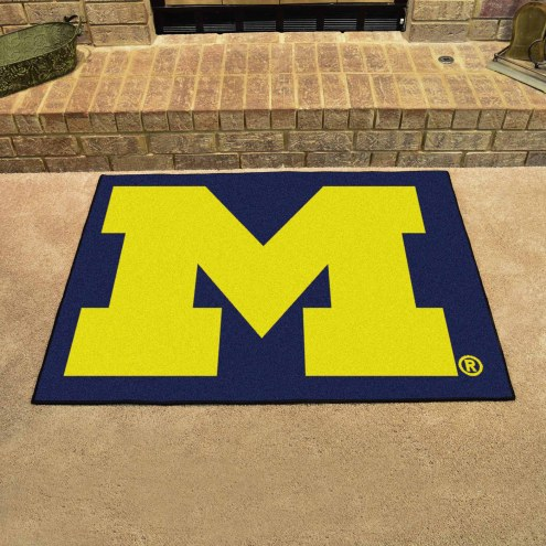 Michigan Wolverines All-Star Mat