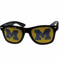 Michigan Wolverines Black Game Day Shades