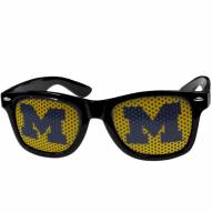 Michigan Wolverines Black Game Day Shades