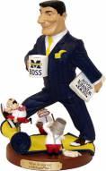 Michigan Wolverines Boss Rivalry Figurine