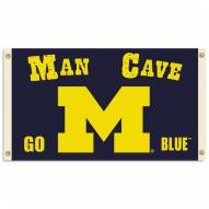 Michigan Wolverines Man Cave 3' x 5' Flag