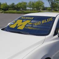 Michigan Wolverines Car Sun Shade