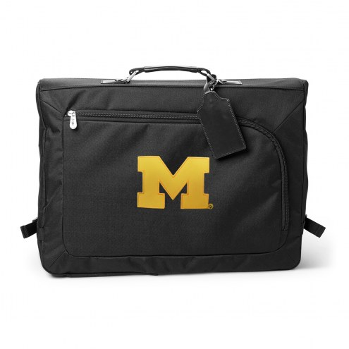NCAA Michigan Wolverines Carry on Garment Bag