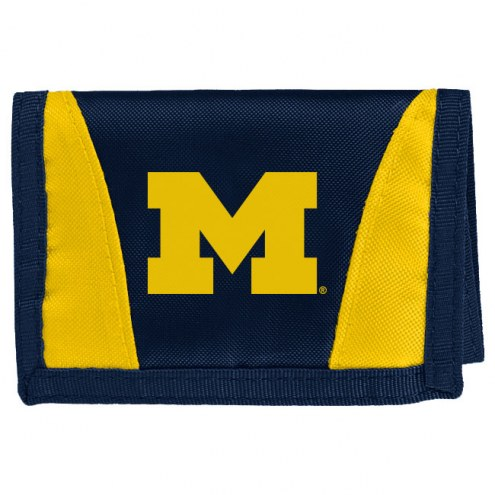 Michigan Wolverines Chamber Wallet