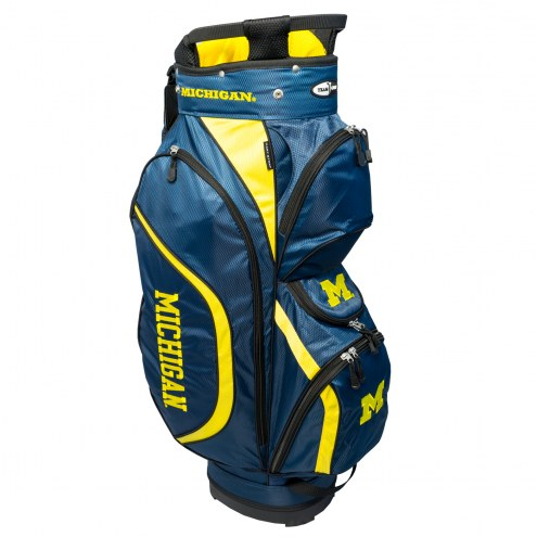 Michigan Wolverines Clubhouse Golf Cart Bag