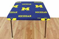 Michigan Wolverines Card Table Cover