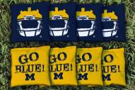 Michigan Wolverines Cornhole Bag Set