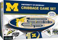 Michigan Wolverines Cribbage
