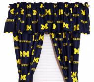 Michigan Wolverines Curtains