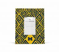 Michigan Wolverines Diamond Picture Frame
