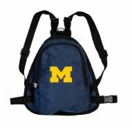 Michigan Wolverines Dog Mini Backpack