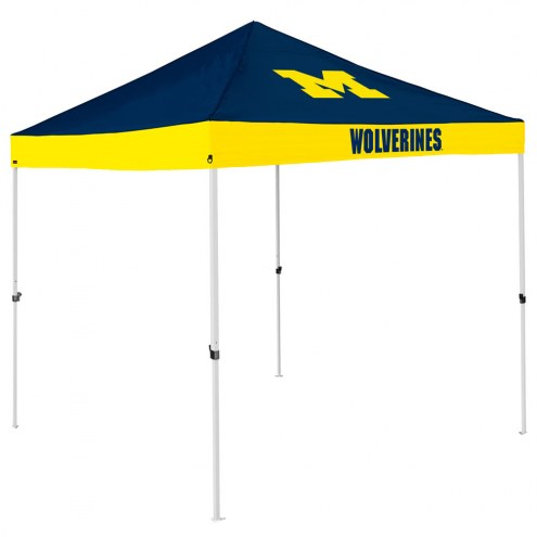 Michigan Wolverines Economy Tailgate Canopy Tent