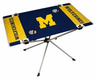 Michigan Wolverines Endzone Table