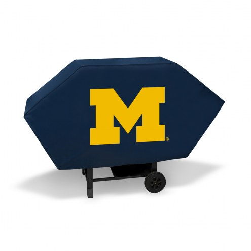 Michigan Wolverines Executive Grill Cover