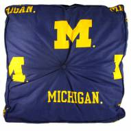 Michigan Wolverines Floor Pillow