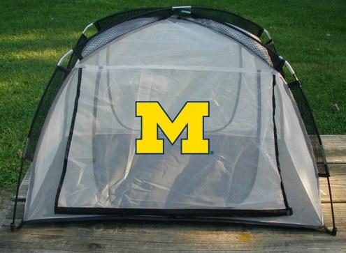Michigan Wolverines Food Tent