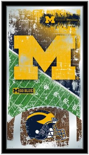 Michigan Wolverines Football Mirror