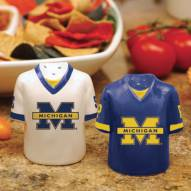 Michigan Wolverines Gameday Salt and Pepper Shakers