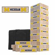 Michigan Wolverines Gameday Tumble Tower