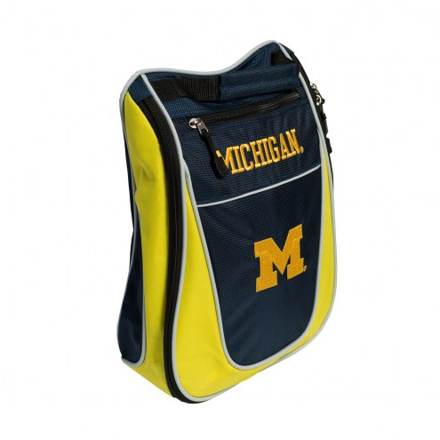 Michigan Wolverines Golf Shoe Bag