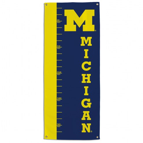 Michigan Wolverines Growth Chart