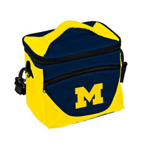 Michigan Wolverines Halftime Lunch Box