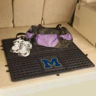 Michigan Wolverines Heavy Duty Vinyl Cargo Mat