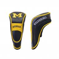 Michigan Wolverines Hybrid Golf Head Cover