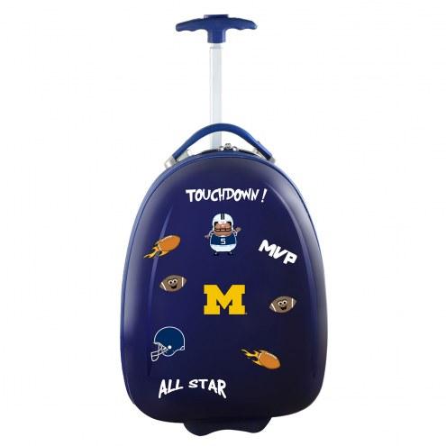 Michigan Wolverines Kid's Luggage