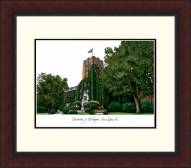 Michigan Wolverines Legacy Alumnus Framed Lithograph