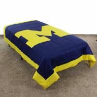 Michigan Wolverines Light Comforter