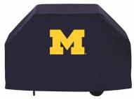 Michigan Wolverines Logo Grill Cover