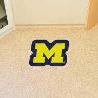 Michigan Wolverines Mascot Mat