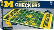 Michigan Wolverines Checkers